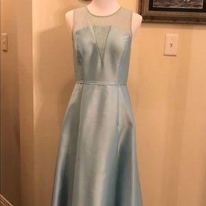 Gorgeous, Hi-Low Hem Dress, Size 8